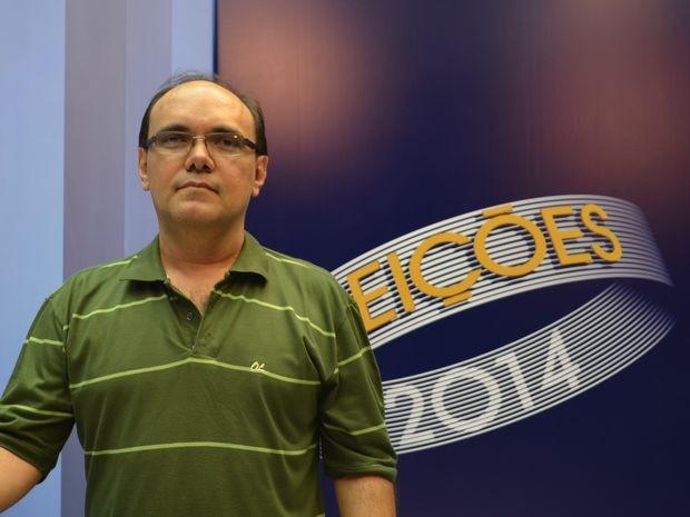 """""""É uma contribuição importante para democracia"""", afirma Antônio Cavalcante (Foto: Joelma Gonçalves/G1)"""