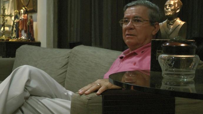 Plácido Aderaldo Castelo, Castelão, Família Castelão, Copa, Fortaleza (Foto: Sebastião Mota)