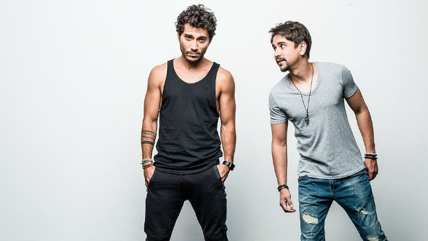 Venha dançar ao som de Bruninho e Davi (Foto: Divulgação/ RPC)