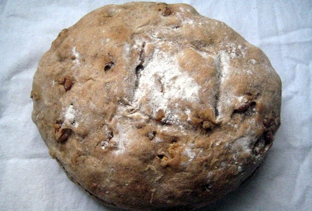Pão de nozes (Foto: Divulgação)