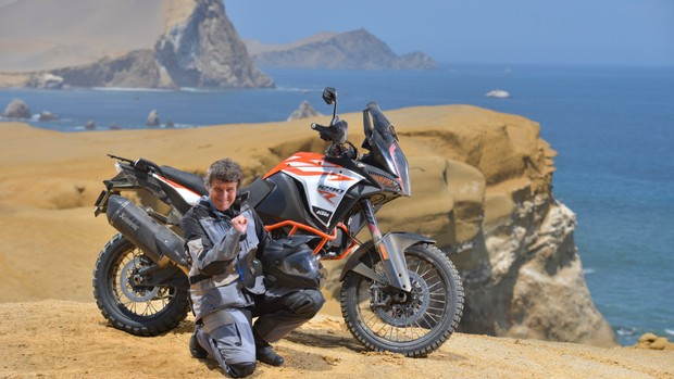 BLOG: Mundomoto Lançamentos - KTM 1290 Super Adventure R: Uma aventura no (e do) Peru...