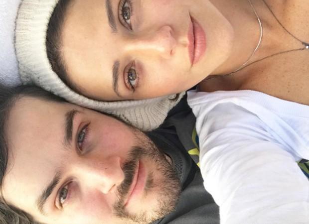Priscila Sol e o namorado, João Faria (Foto: Reprodução/Instagram)