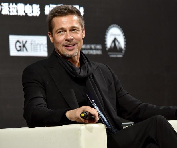 Brad Pitt (Foto: Emmanuel Wong/Getty Images)