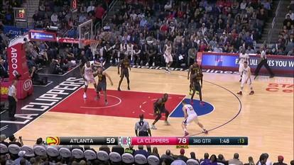 Melhores momentos de Atlanta Hawks 84 x 99 Los Angeles Clippers pela NBA
