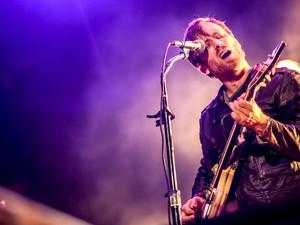 Dupla The Black Keys se apresenta no Lollapalooza (Foto: Raul Zito/G1)