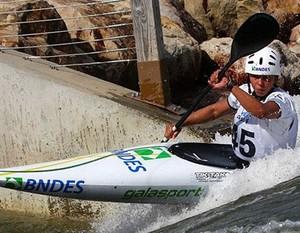 Ana Sátila canoagem slalom (Foto: Divulgação)