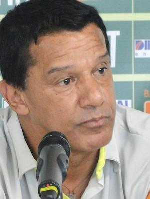 Mauro Fernandes, novo técnico do América-MG (Foto: Marco Antônio Astoni / Globoesporte.com)