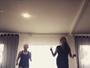 Shannen Doherty mostra aula de dança entre tratamento contra câncer