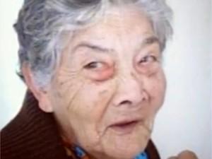 Maria Zeni foi morta em 2013 em Campos (Foto: Reprodução/Intertv Planície)
