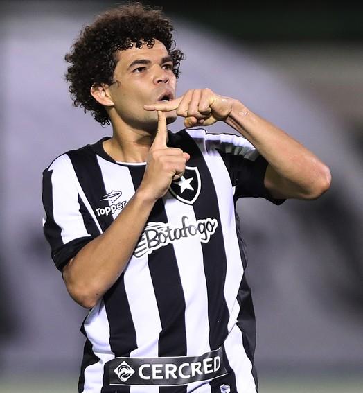 tá favorável (Vitor Silva / SSpress / Botafogo)
