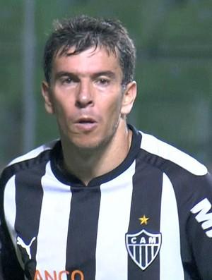 Leandro Donizete, volante do Atlético-MG (Foto: Reprodução / Sportv)