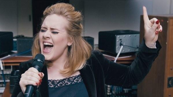 Adele (Foto: Divulgao)