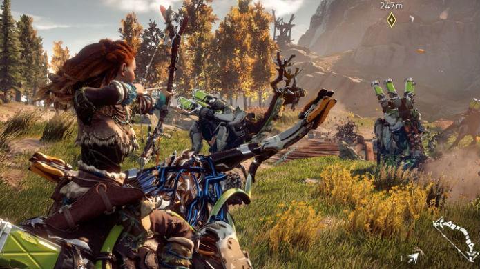 Jogos mais esperados de 2017 para PlayStation 4: Horizon Zero Dawn (Foto: Divulgação/Sony)