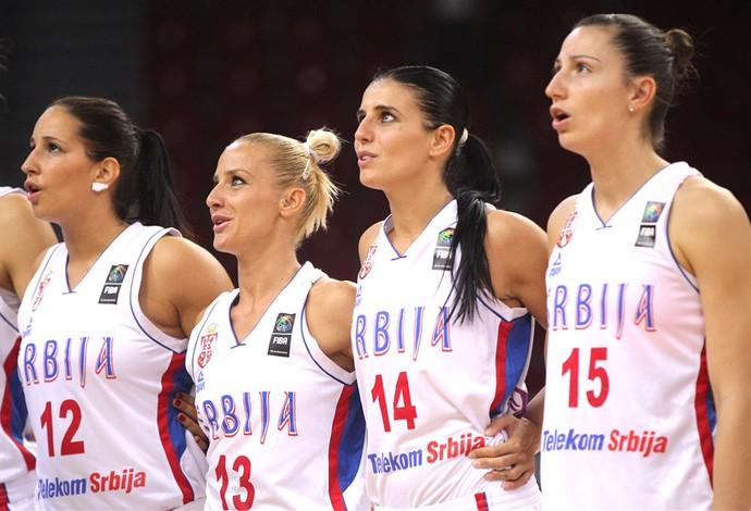 Servia X Cuba - Mundial de Basquete Feminino (Foto: Divulgação / FIBA)