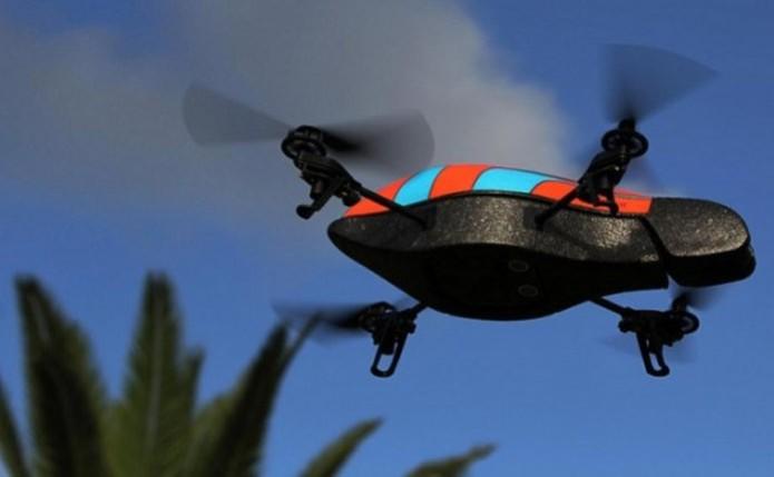 Aparelho criado por hacker pode roubar drones (Foto: Reprodução/Slashgear) (Foto: Aparelho criado por hacker pode roubar drones (Foto: Reprodução/Slashgear))