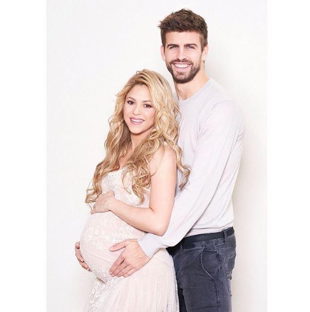 Shakira e Piqué (Foto: Instagram/Reprodução)
