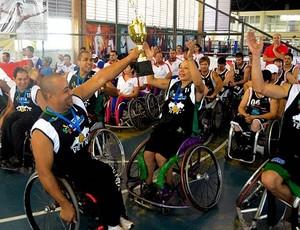 ADR/CAD/SMEL conquistou o título (Foto: Divulgação / Ascom)