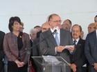 Alckmin inaugura Delegacia do Porto e anuncia melhorias para a Baixada