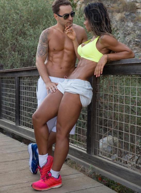 Mayra Cardi com o marido (Foto: Reprodução/Instagram)