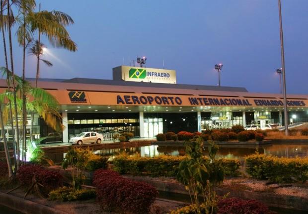 Aeroporto Internacional Eduardo Gomes receberá voo Manaus/Miami/Manaus pela Copa Air Lines em junho. (Foto: Divulgação/Infraero)