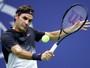 Federer leva sufoco, mas dobra Tiafoe e inicia caminhada no Aberto dos EUA