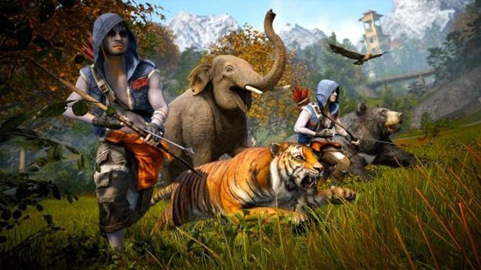 Far Cry 4 também em promoção na Xbox Live (Foto: Divulgação)