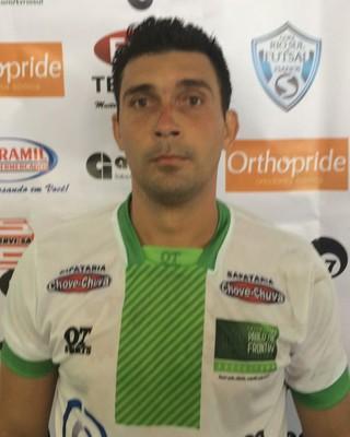 Luis André foi o herói da virada de Paulo de Frontin (Foto: Divulgação)
