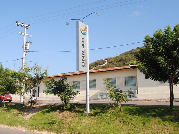 Prédio da Unilab, em Redenção (Foto: Divulgação)