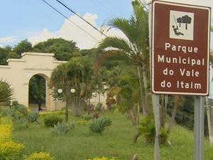 Parque do Itaim Taubaté indenização (Foto: Reprodução/TV Vanguarda)