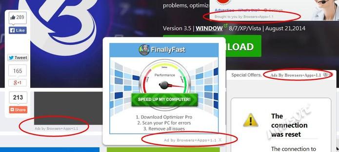 Browser Apps 1.1 (Foto: Reprodução/Anvisoft)