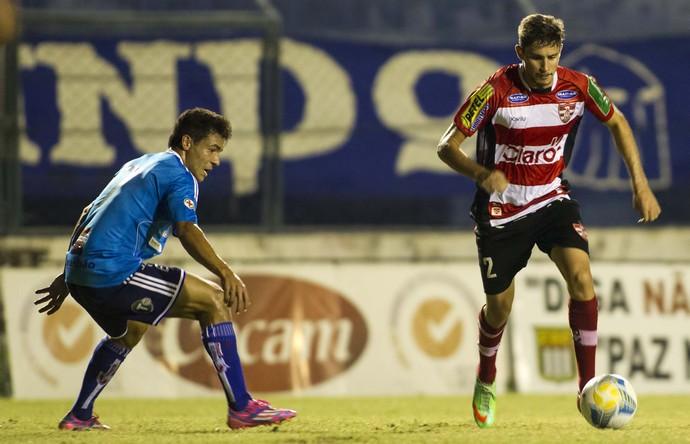 Catanduvense x Linense, Felipe Tavares, Copa Paulista (Foto: José Luis Silva / Ag. CA Linense)