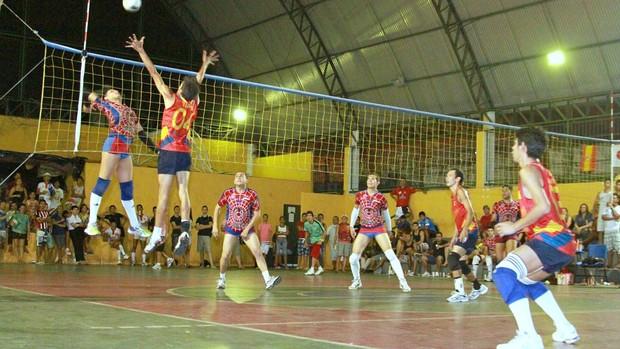 Liga Gay (Foto: Frank Cunha/Globoesporte.com)