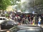 Incêndio mata mais de 30 pessoas em prédio público de Odessa