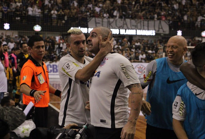 Final futsal 2016 Corinthians x Sorocaba (Foto: YURI GOMES/ELITE COMUNICAÇÃO)