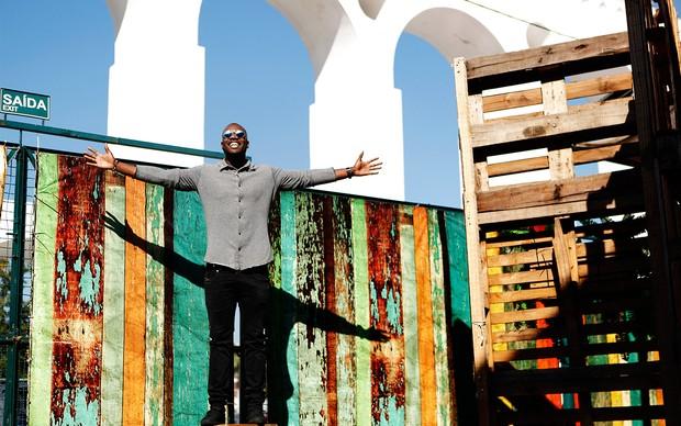 Rafael Zulu posa para o EGO (Foto: Marcos Serra Lima/EGO)