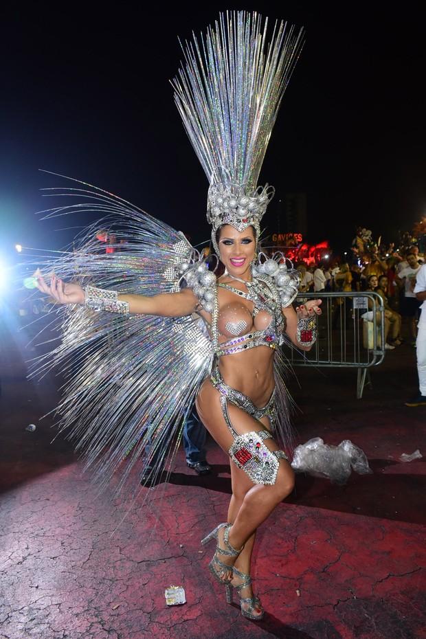 Ana Paula Minerato (Foto: Leo Franco / AgNews)