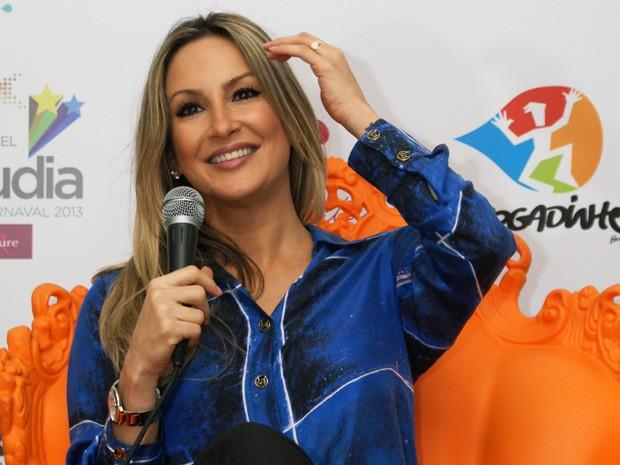 Coletiva foi realizada em hotel de Salvador (Foto: Egi Santana/G1)