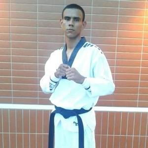 Bebeto, atleta de taekwondo do Acre que morreu neste domingo (Foto: Reprodução/Facebook)
