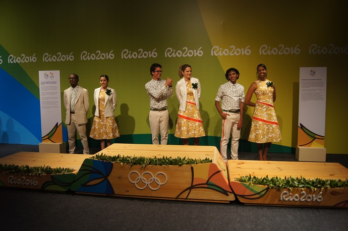 pódio, Paralimpíada, Rio 2016 (Foto: Thierry Gozzer)