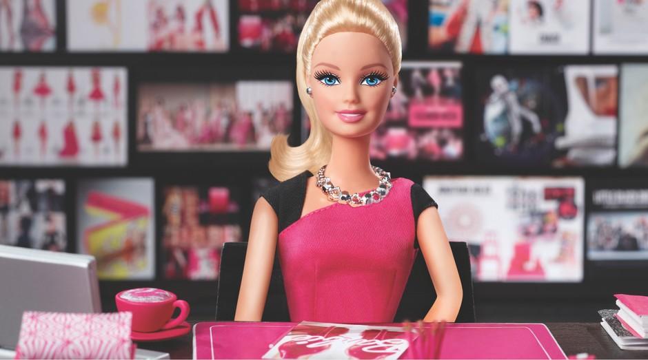 Barbie empreendedora: será que o lançamento da Mattel pode mudar ambições de carreira das meninas? (Foto: Divulgação)