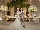 Maio é o mês das noivas! Inspire-se nos vestidos de casamento usados pelas famosas