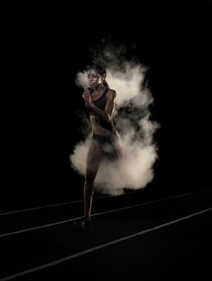 corredora fervendo eu atleta (Foto: Getty Images)