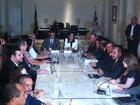Roseana e ministro da Justiça discutem crise em presídios no MA