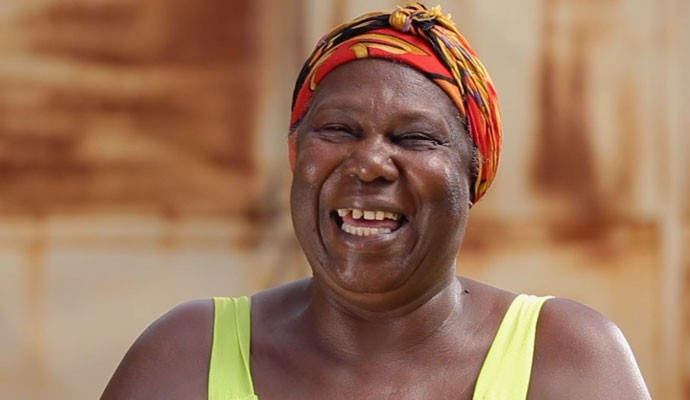 Dona Negrinha nasceu em um quilombo perto de Cruzeiro dos Peixotos (MG) (Foto: Divulgação Tô Indo)
