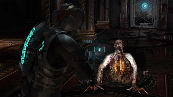 Dead Space 2 expandiu a série com mais sustos e também mais ação (Foto: Reprodução/Amazon)