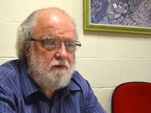O reitor da Unicamp, José Tadeu Jorge (Foto: Fernando Pacífico / G1 Campinas)