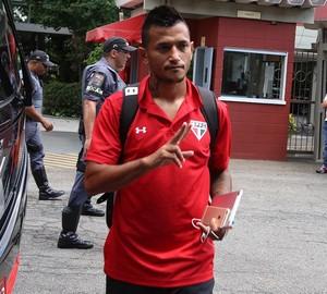 Rogério São Paulo (Foto: Rubens Chiri / saopaulofc.net)