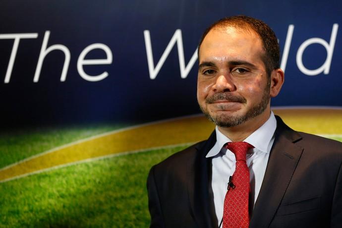 Ali Bin Al Hussein - candidato à presidência da Fifa (Foto: Reuters)