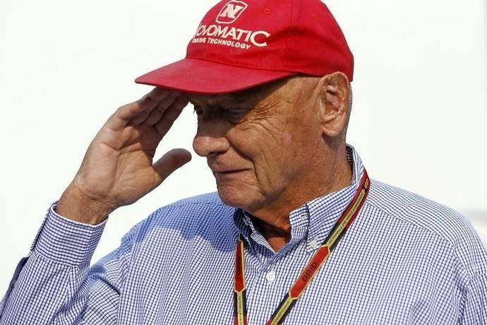 Niki Lauda rejeita discurso de que Mercedes é responsável por falta de competitividade na F-1 (Foto: Reuters)
