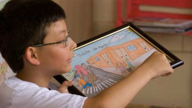 Estudantes podem participar de quatro categorias de acordo com o nível escolar (Foto: Divulgação/RPCTV)